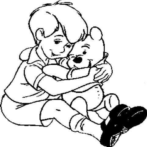 afbeeldingsresultaat voor knuffelen tekening knuffel