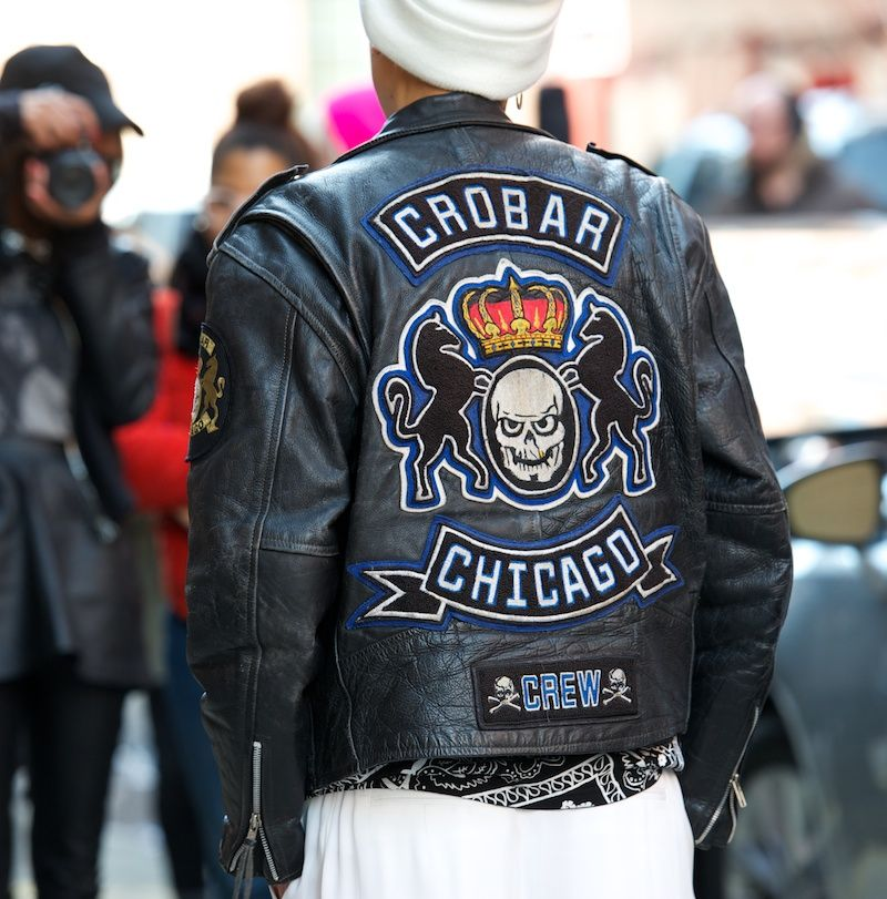 Collection jacket New leather vintage inspiration Jacket UxZY5Iw