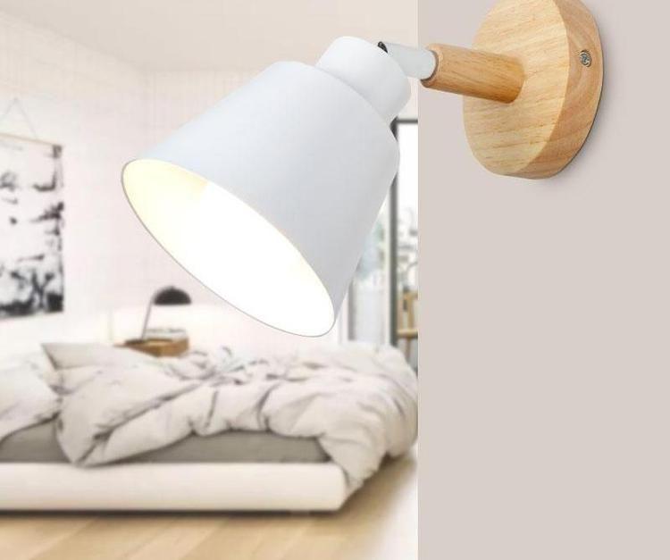 Acacia Modern Nordic Light Bounce Circular Lamp En 2020 Lamparas De Pared Iluminacion Del Hogar Lamparas De Techo