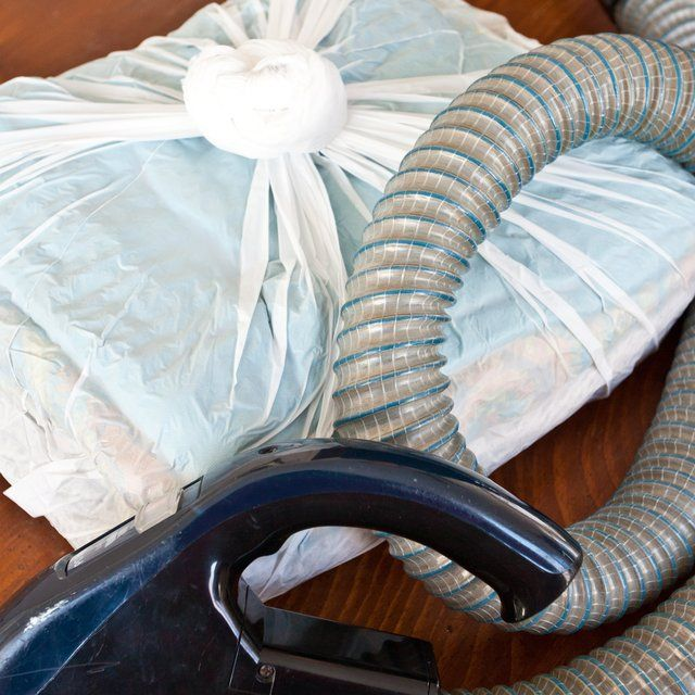How to Vacuum-Seal Bags w/o Using Expensive Storage Bags ...
