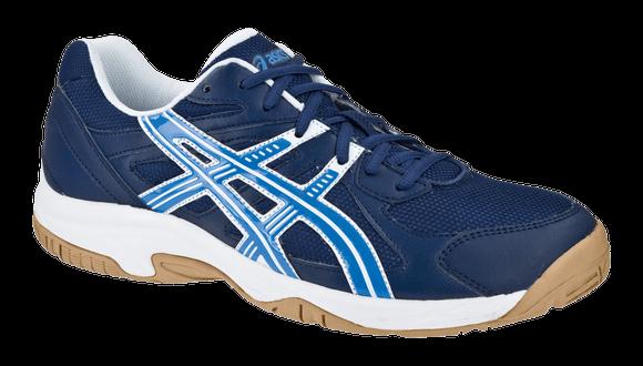 Asics Gel Doha in Navy Blue | Asics Squash Shoes | Asics