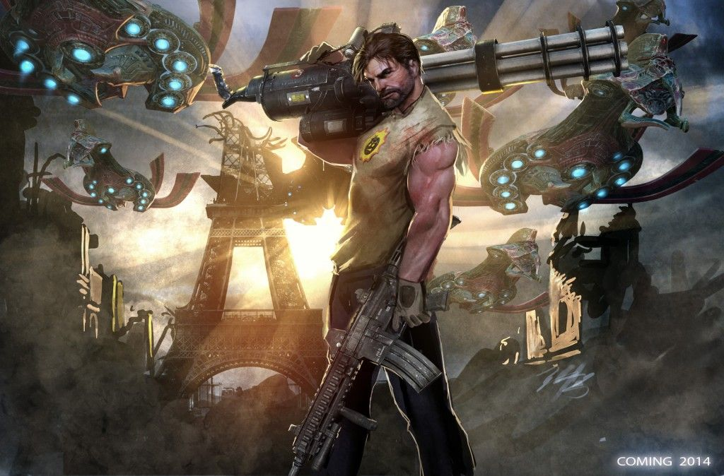 Croteam Reveals Serious Sam 4 Is In Development Due 2014 Incgamers Serious Sam Pictures Of The Week Action Games