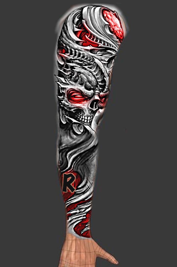 Maybe one arm   Best sleeve tattoos, Full sleeve tattoos