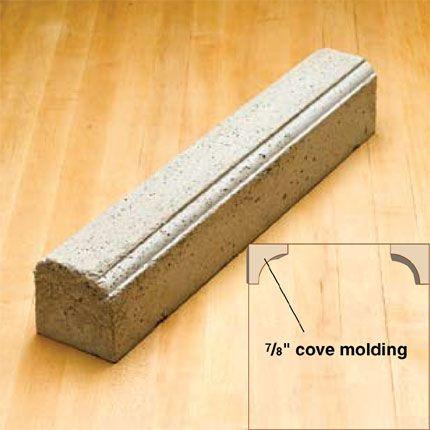 Awesome Diy Concrete Border Molds Landscaping Concrete