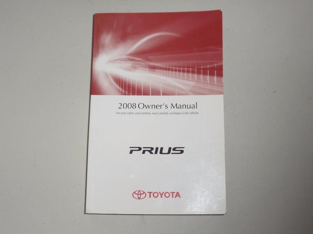 2008 toyota prius owners manual book guide owners manuals pinterest rh pinterest com toyota vios service manual toyota vios owners manual philippines