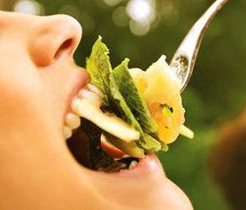 Eat More, Lose Weight - GOD'Z GURLZ Bible-based webmag for women