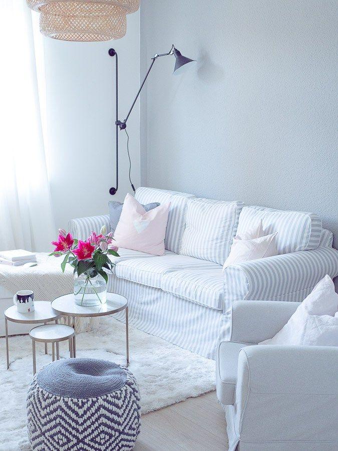 Farrow & Ball + Bemz Design...ein neuer Look für mein Wohnzimmer ...