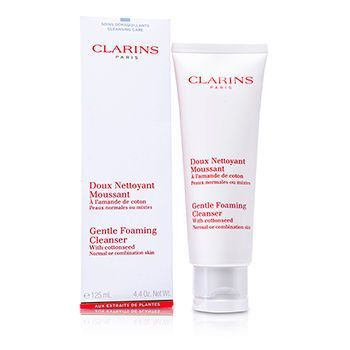 cleanser facial hard water