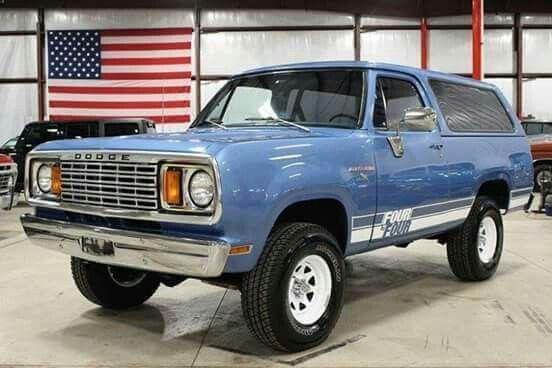 Real Nice 78 Dodge Ramcharger Dodge Ramcharger Dodge Dodge Trucks