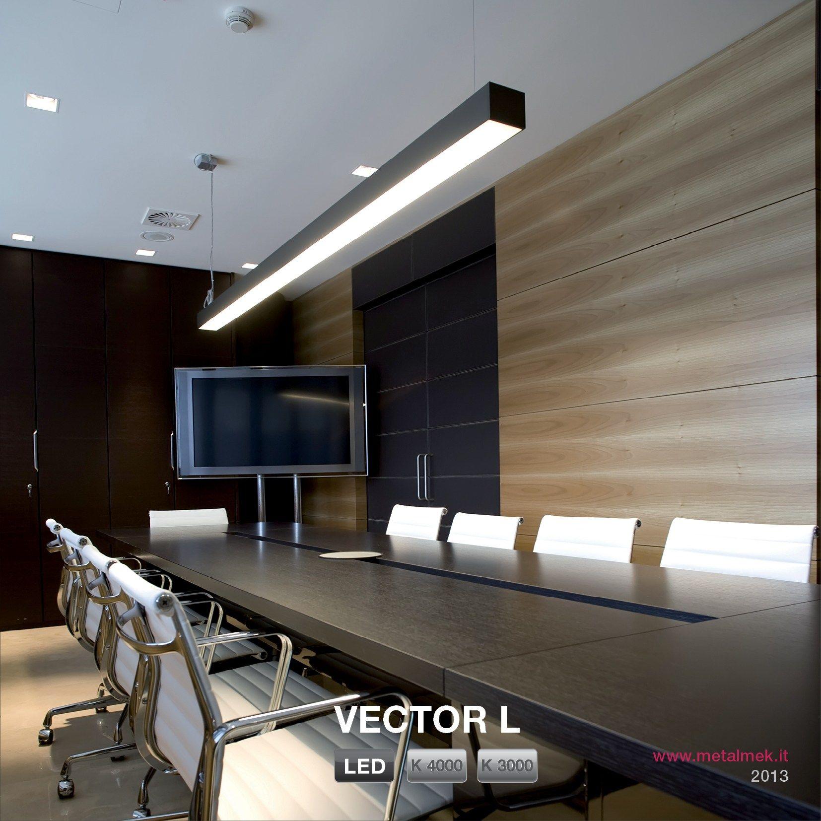 VECTOR L LED LED pendant lamp by METALMEK ILLUMINAZIONE