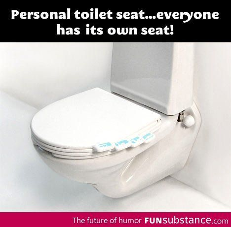 Personal Toilet Seat Best Invention Ever Clever Inventions