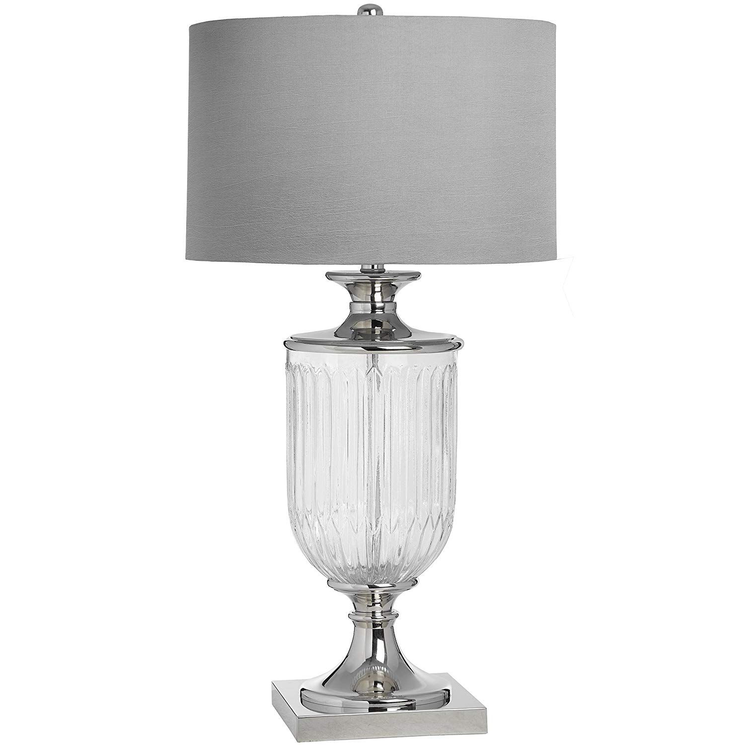 Great decorative piece for the home | Table lamp, Grey ...