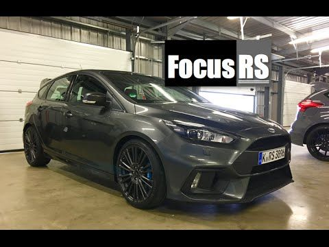 2016 Ford Focus Rs Ford Focus Rs Reviews Ford Focus Rs Price