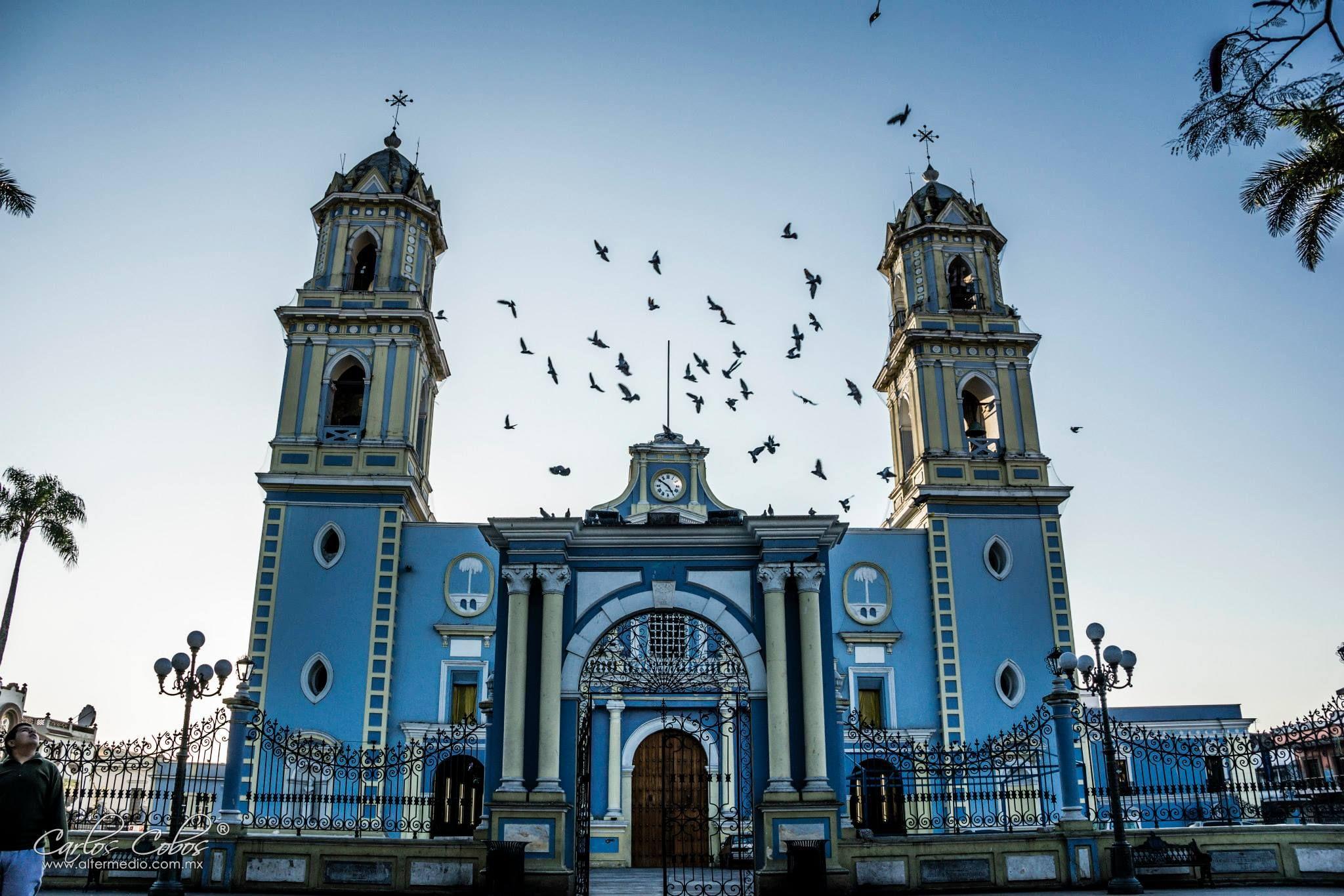 fachada de la Catedral de Córdoba