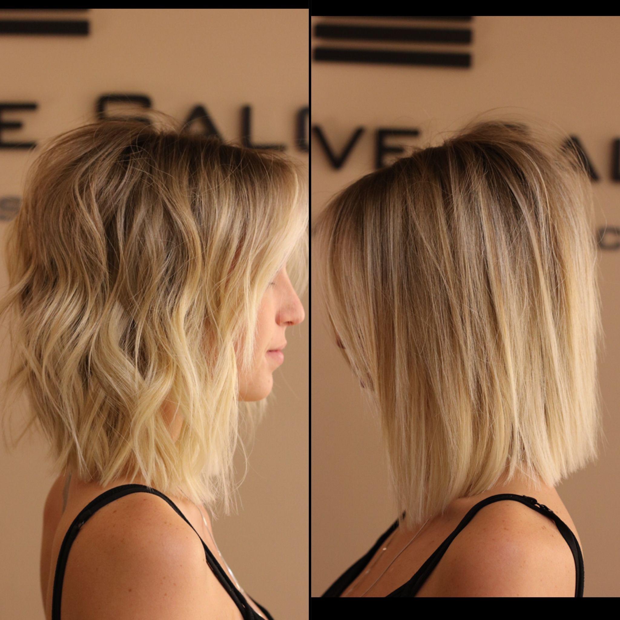 Done-Undone #modernbob #bob #bobcut #haircut #bluntbob #text