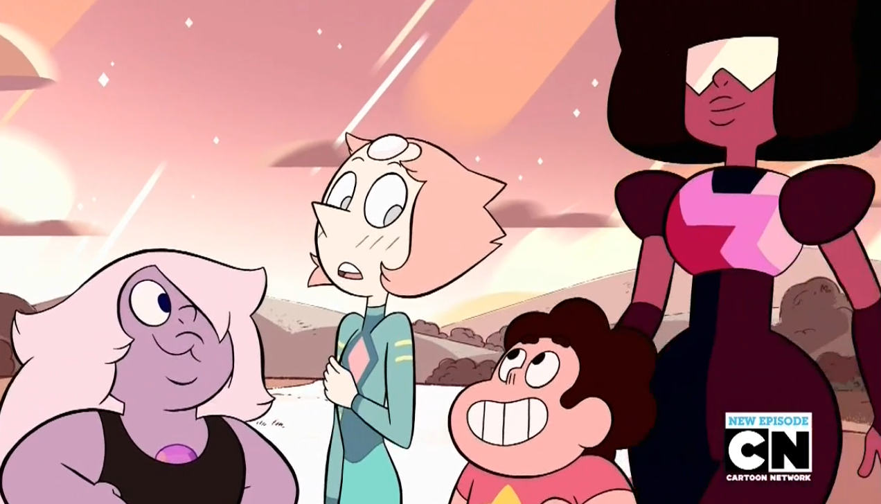 Steven Universe Hourly : Photo