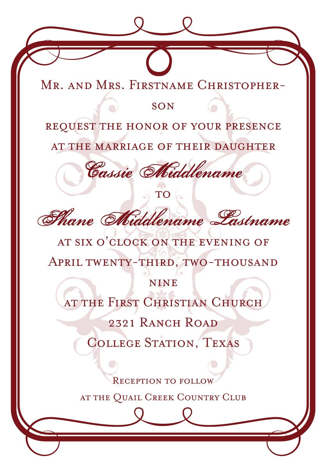 Semi formal invitations google search invitations pinterest semi formal invitations google search stopboris Image collections