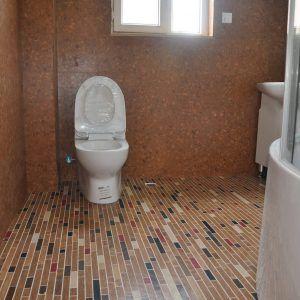 Cork Flooring Tiles For Bathroom  Httpfightingdems Endearing Flooring For Bathrooms Design Inspiration