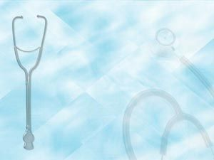 stethoscope 01 - #medicine #powerpoint templates | blue powerpoint, Powerpoint templates