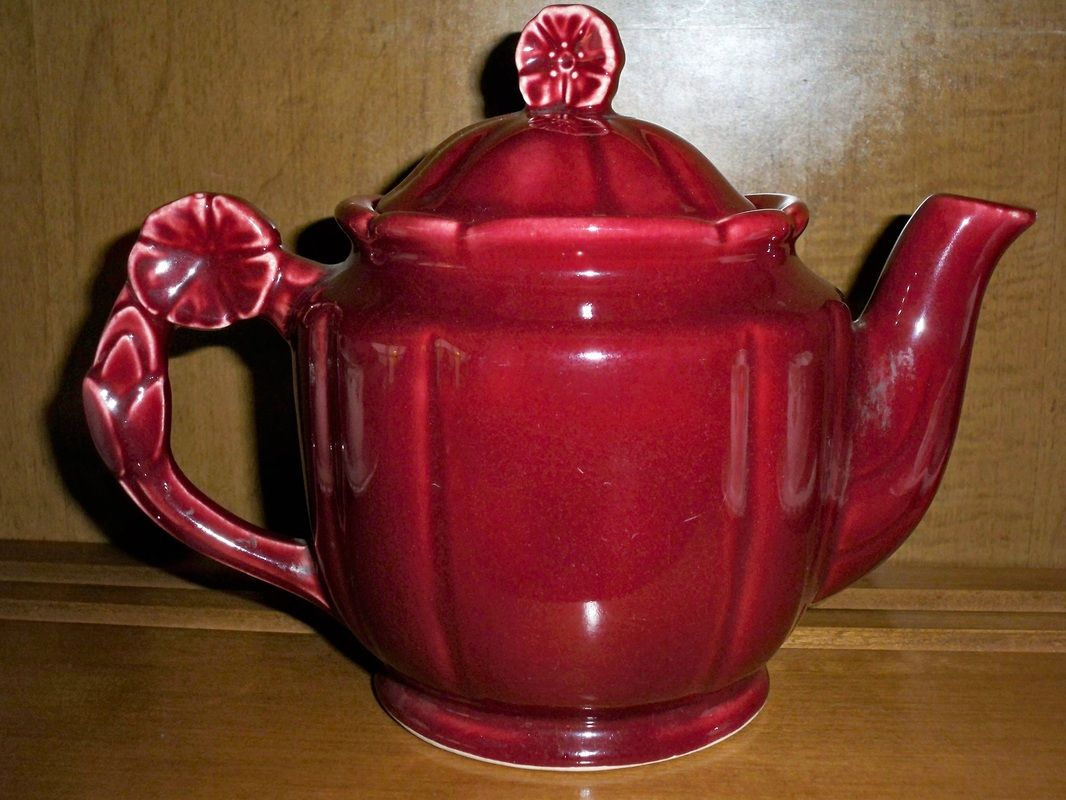Beautiful Teapot Beautiful Vintage Shawnee Teapot Vintage Pottery China