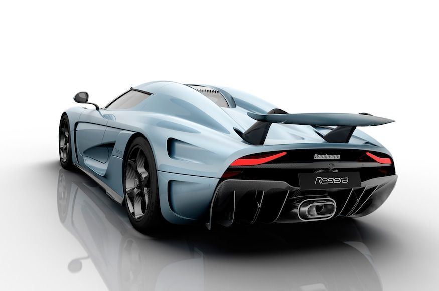 Watch the Koenigsegg Regera Dust off Old Volvos in This Action-Packed Video