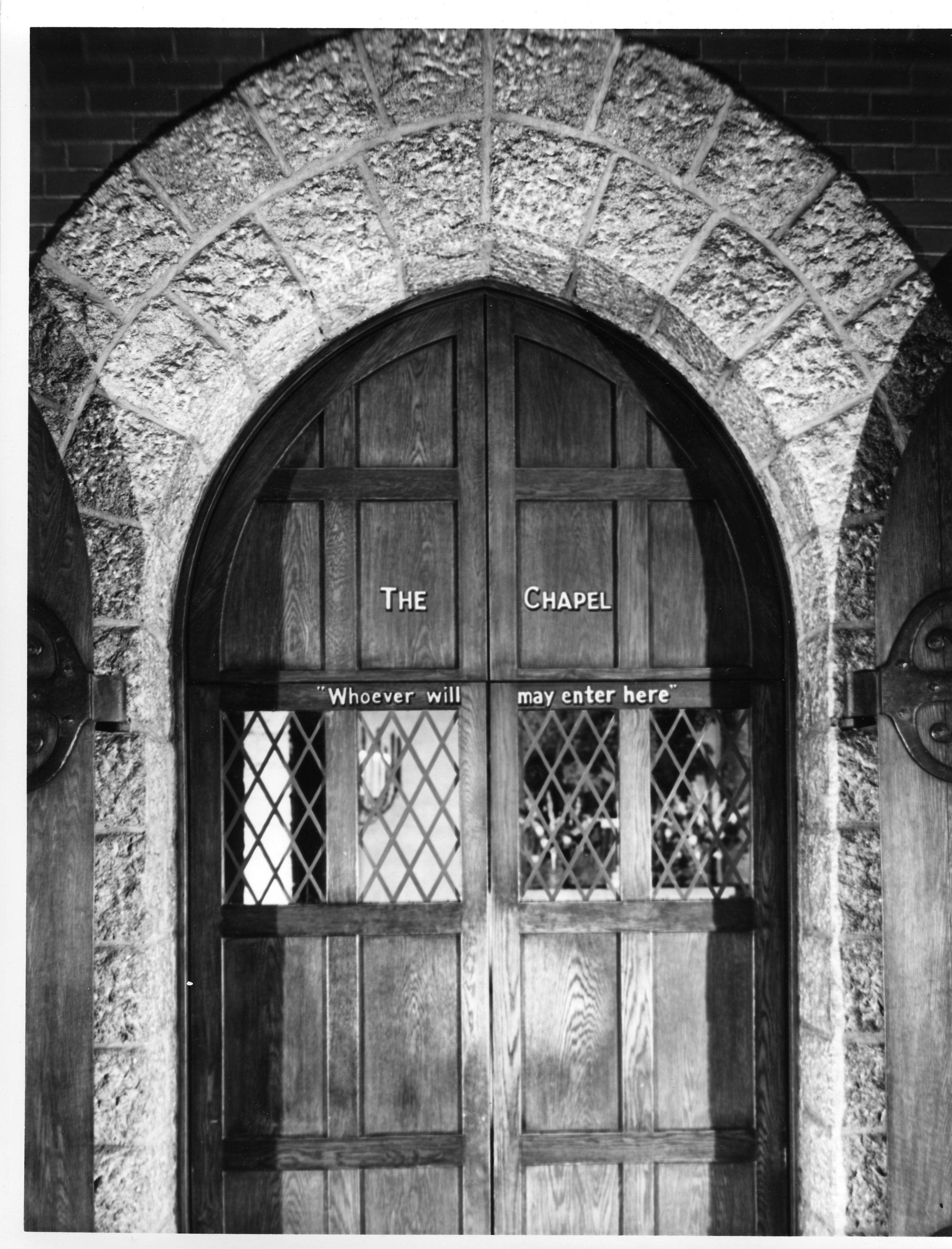 Photograph of the Old MGH Chapel Doors - Massachusetts General Hospital Boston MA & Photograph of the Old MGH Chapel Doors - Massachusetts General ... pezcame.com