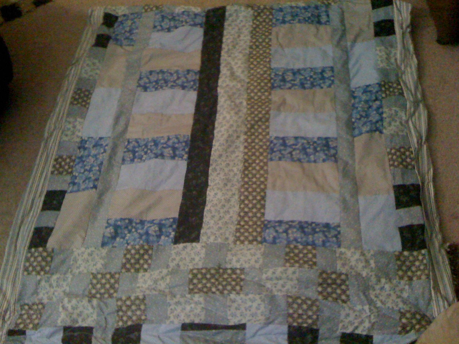 Quilts...