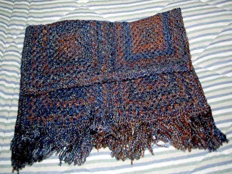 Lion Brand Homespun Yarn (349) Navajo [Discontinued]