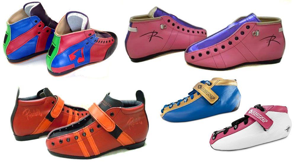 make your own custom derby skates !!!!!