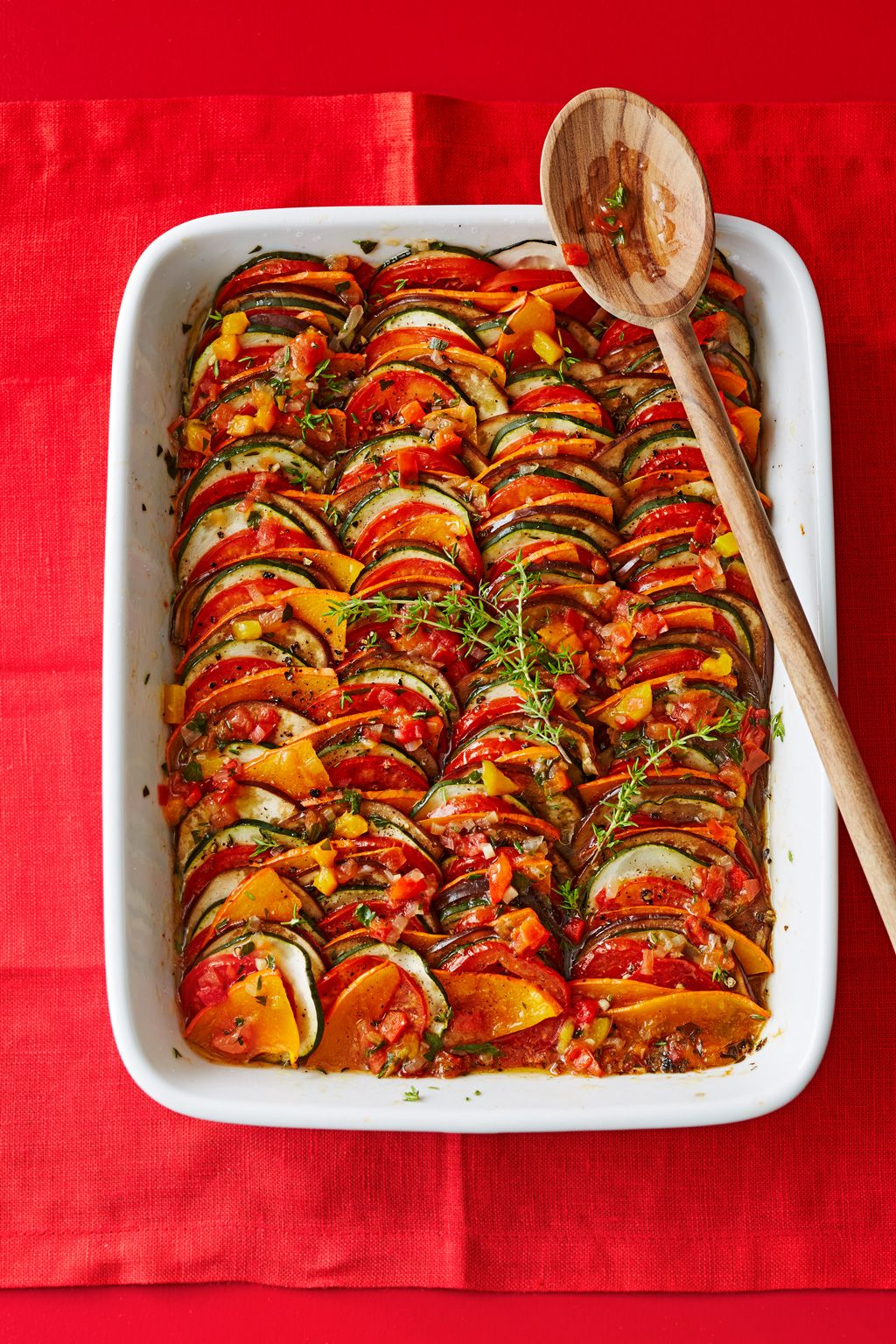 Ratatouille á la Remy #grillingrecipes