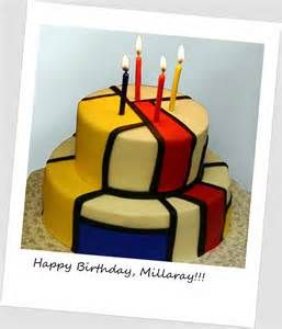 mondrian cake - - Yahoo Image Search Results