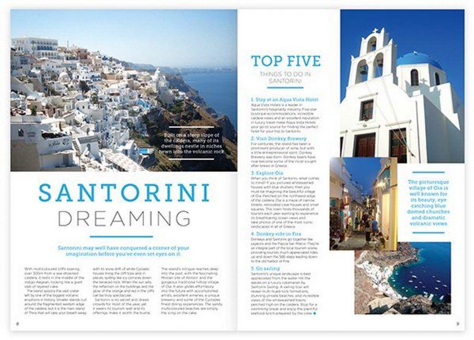 Exceptionnel Amazing Magazine Layout Design Idea (84)