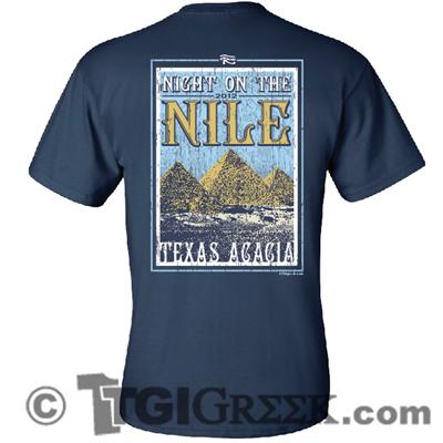 TGI Greek - Acacia - Night On The Nile - #tgigreek #acacia #america #fraternitytshirts #comfortcolors #dateparty