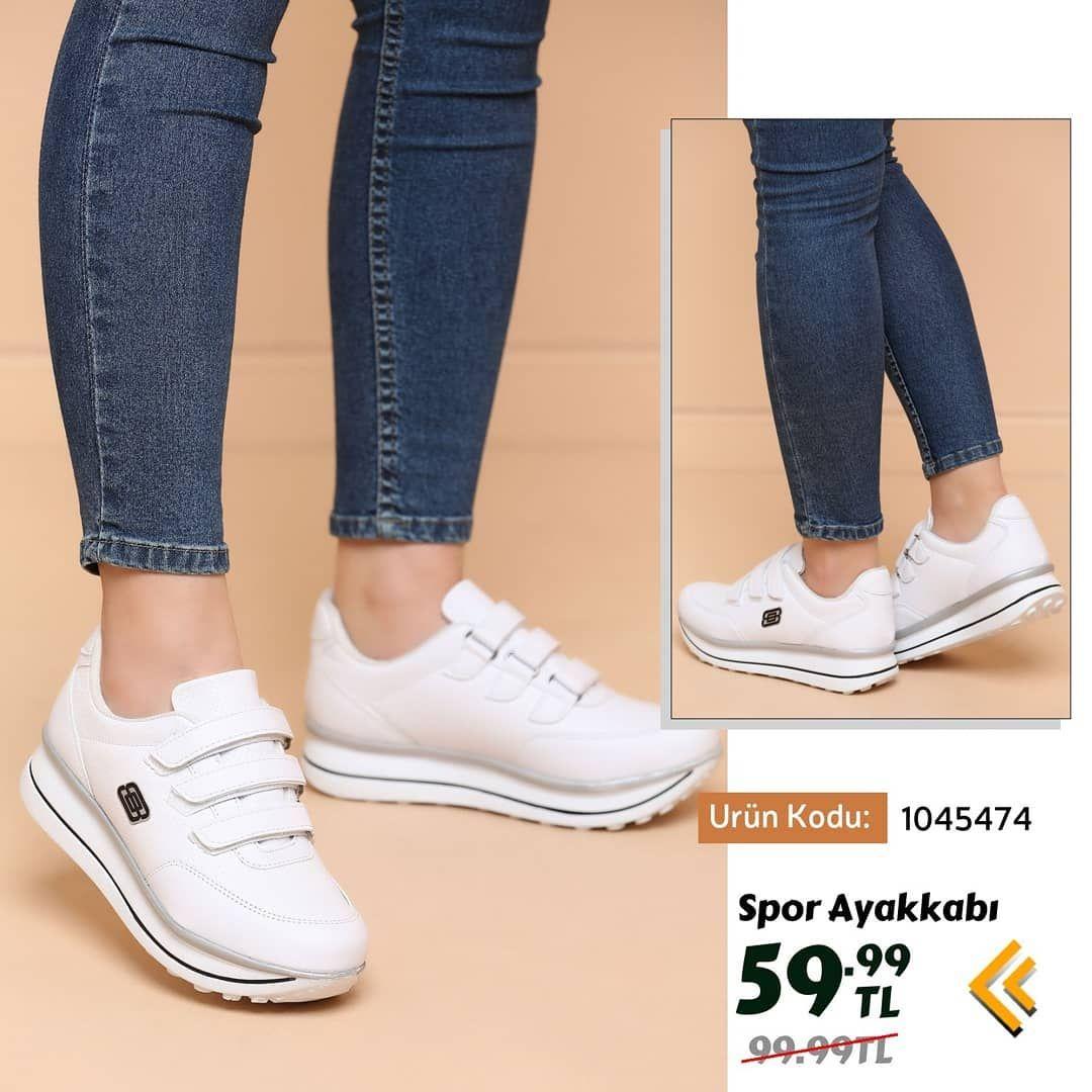 0 Begenme 0 Yorum Instagram Da Giyimin Adresi Giyiminadresi X Stok Kodu 1k11408 0047 59 99 Cirtli Bayan Spor Tretorn Sneaker Sneakers Shoes