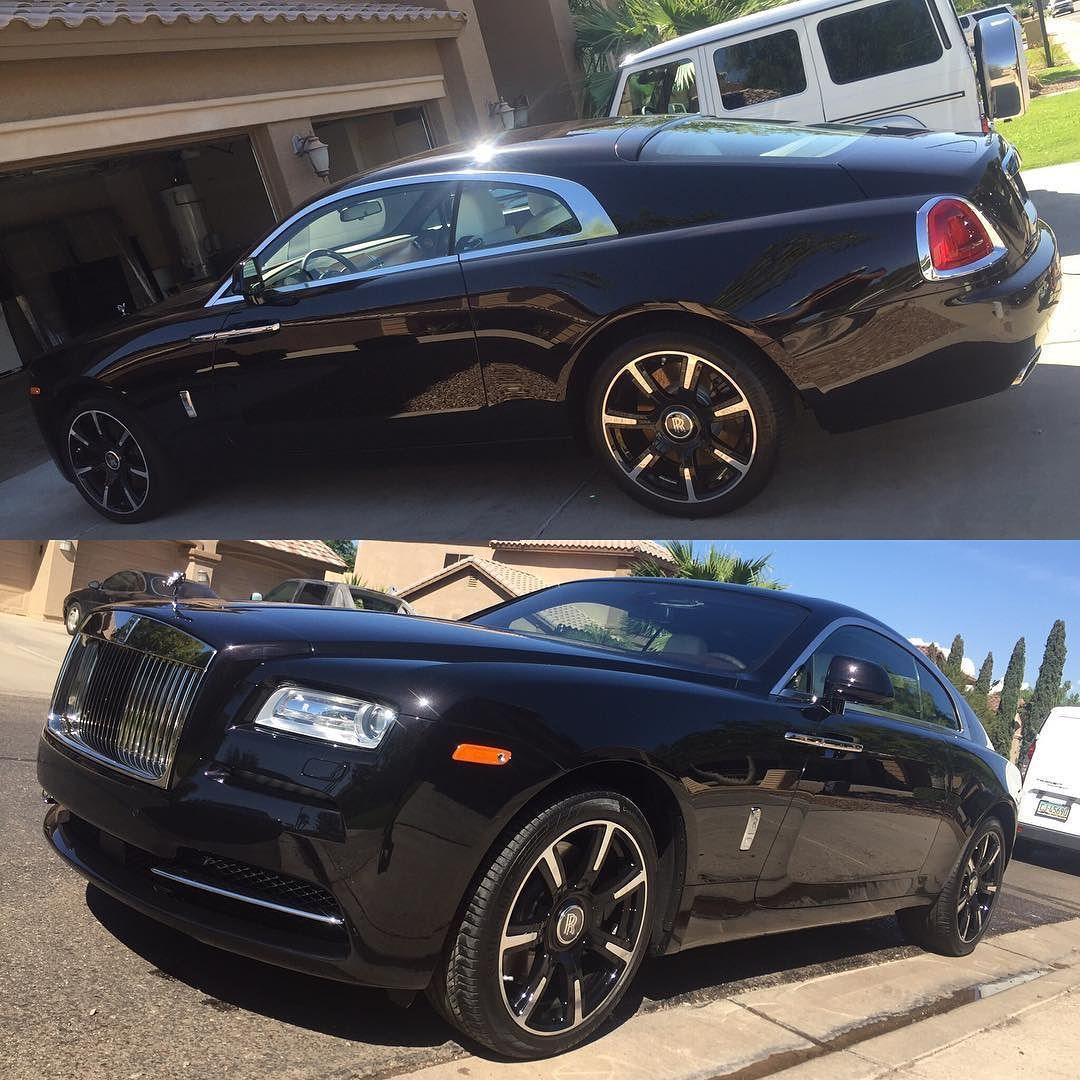 wraith detailed by autorunnersdetailing mobiledetailing