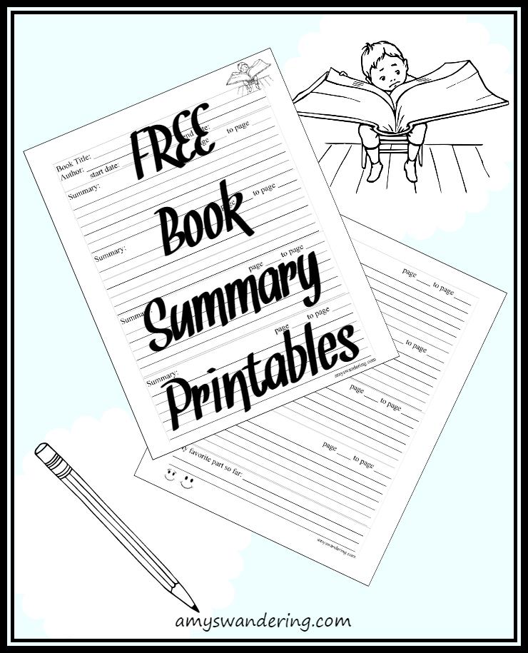 brief book summaries