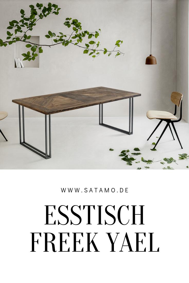 Esstisch Freek Yael Interior Trends In 2019 Esstisch