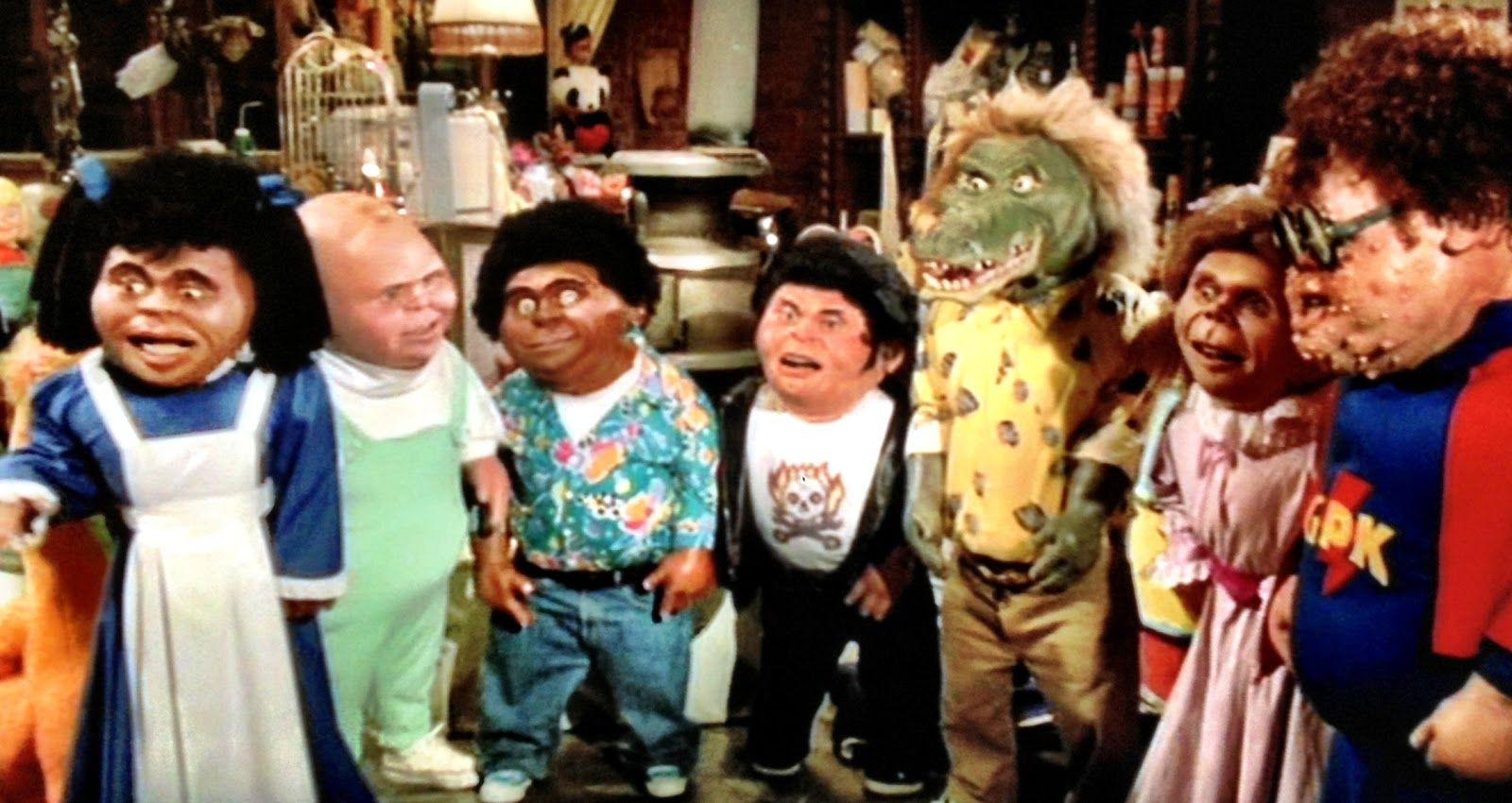 The Garbage Pail Kids Movie 1987 Mcrib A Movie Kid Movies Garbage Pail Kids Worst Movies