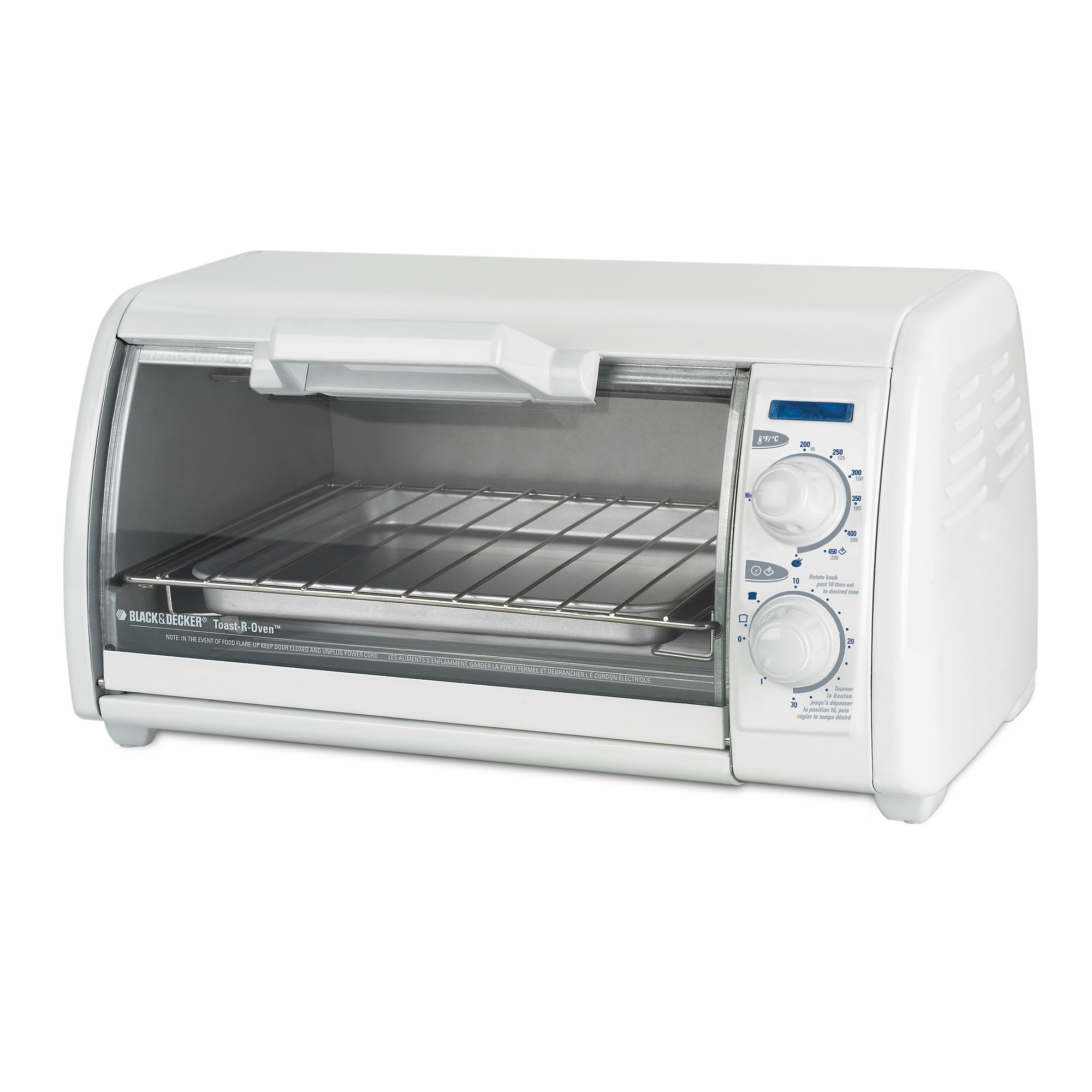 4 Slice Toaster Oven Toaster Oven Countertop Oven Black And