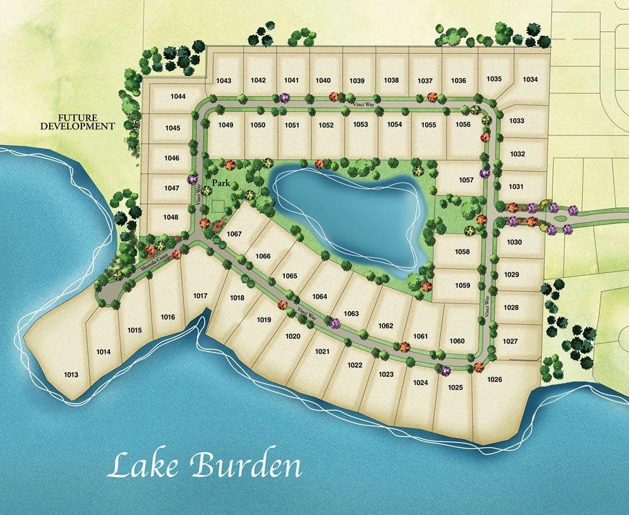 Keenes Pointe Site Plan