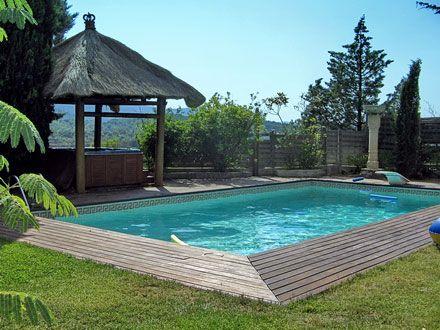 La piscine de la location de vacances Villa à Tourves ,Var - photo - location maison avec piscine dans le var