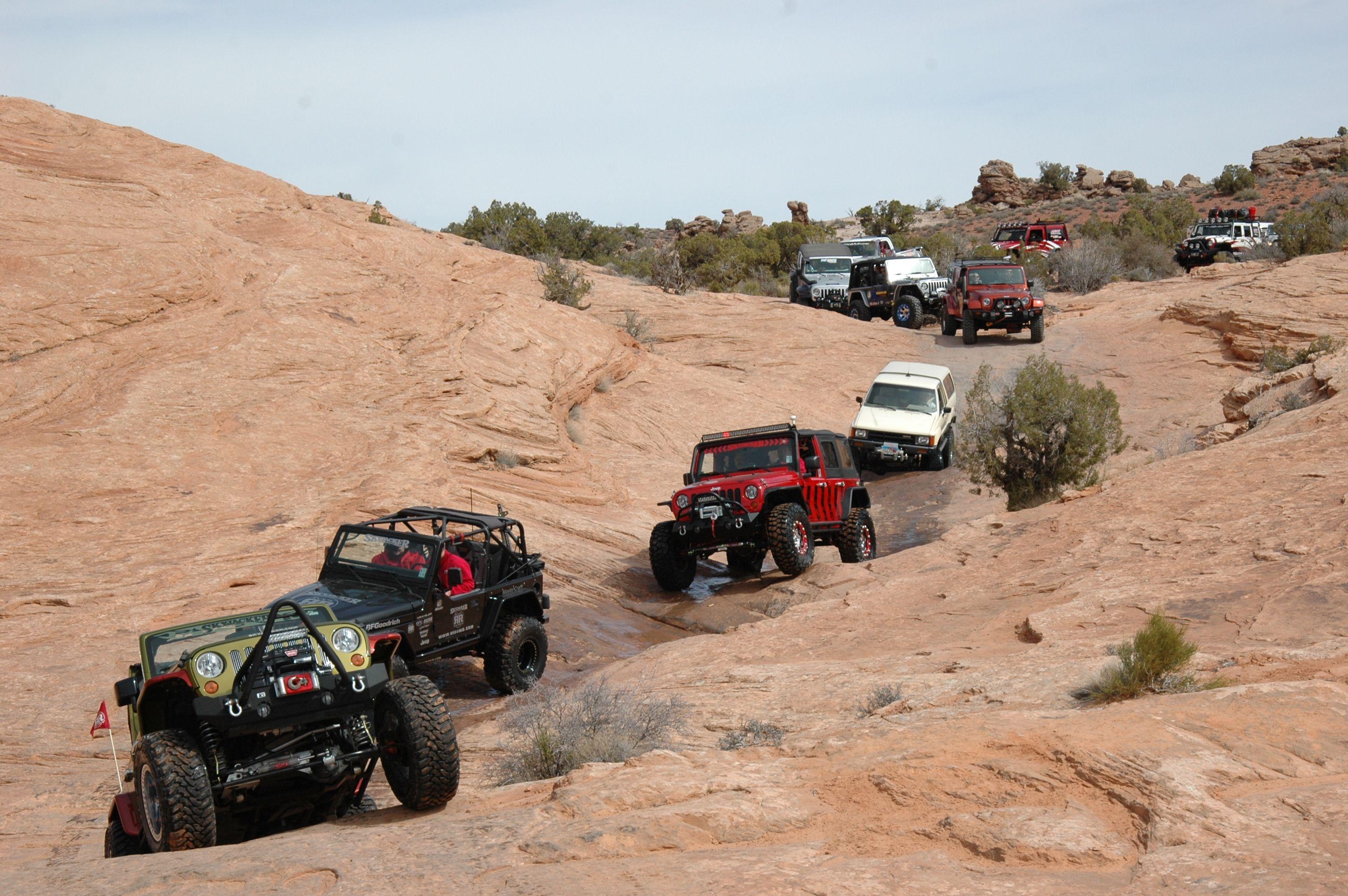Jeep Easter Safari Easter Jeep Safari Jeep Moab Jeep