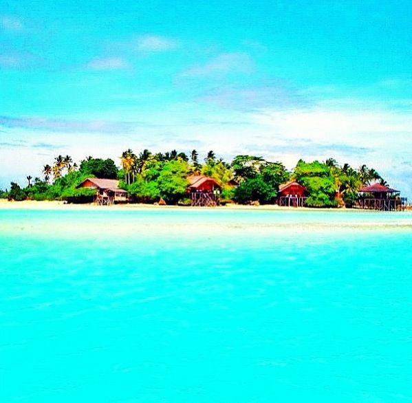 Borneo Island: Derawan Island In Borneo, Indonesia (mit Bildern)