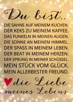 Spruche Basteln Herz Love Quotes Und Thoughts