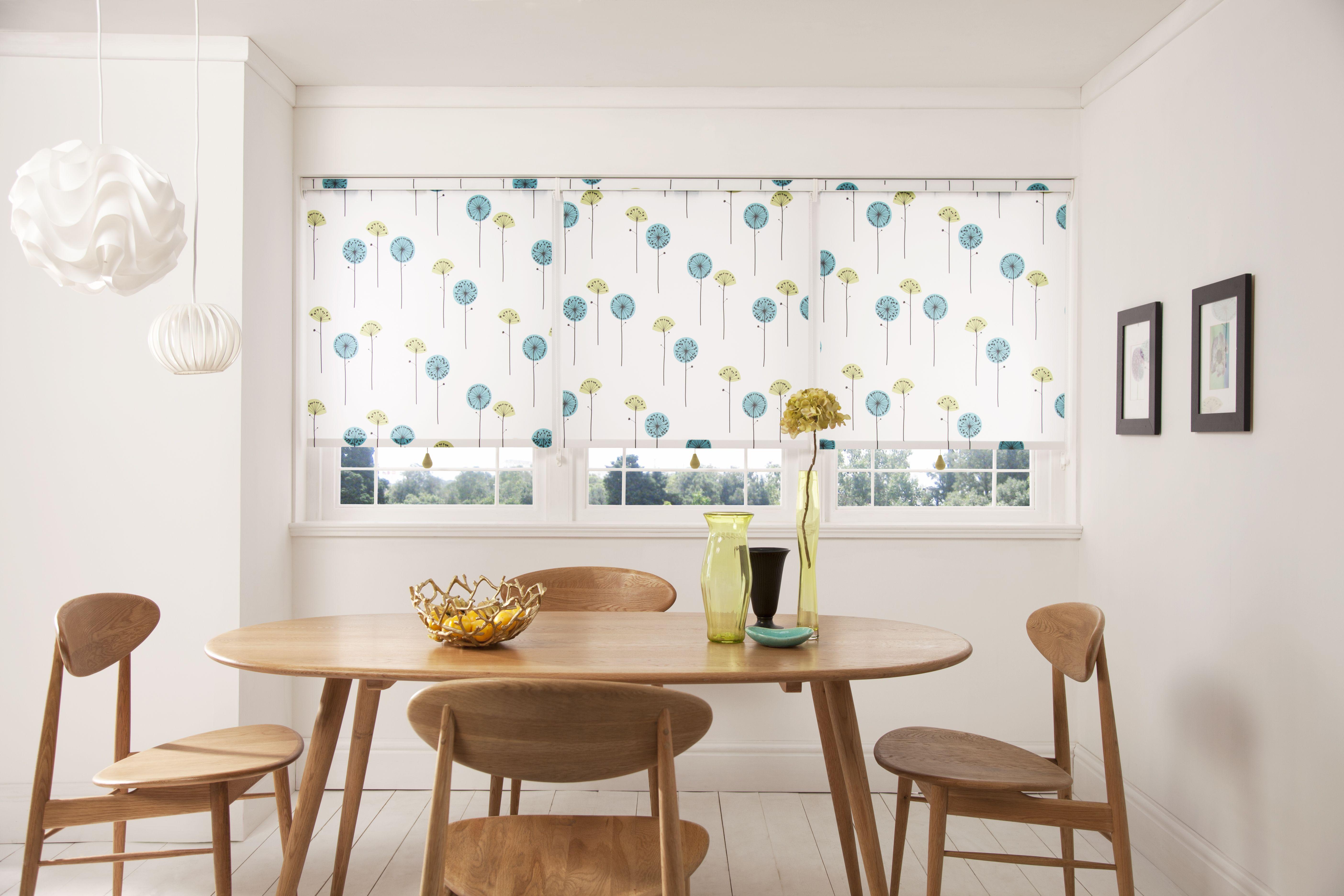 Roller Blinds By Louvolite Pompom Spring Home Decor