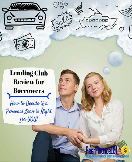 Everything you need to know and the step-by-step loan process for a p2p loan in this Lending Club review. Get your best personal loan now.