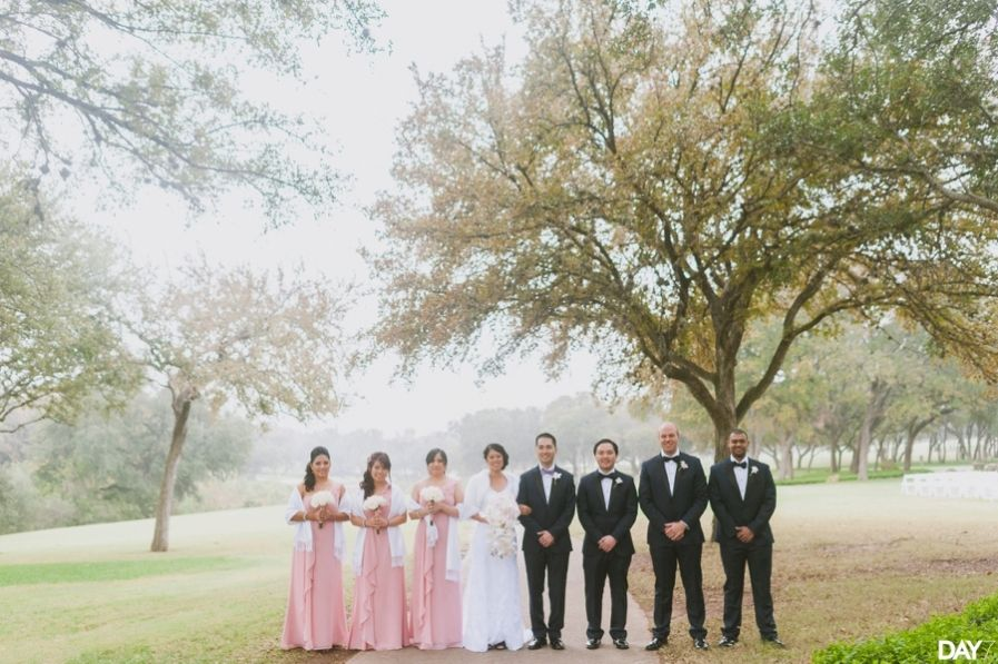 Hills of Lakeway Country Club Wedding Photographer