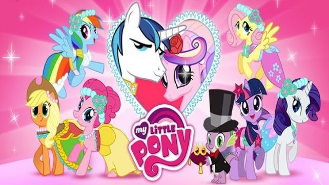 Descargar My Little Pony Apk Full V2 2 0 Apk Androide Mi Pequeno Pony Ponis Video Promocional