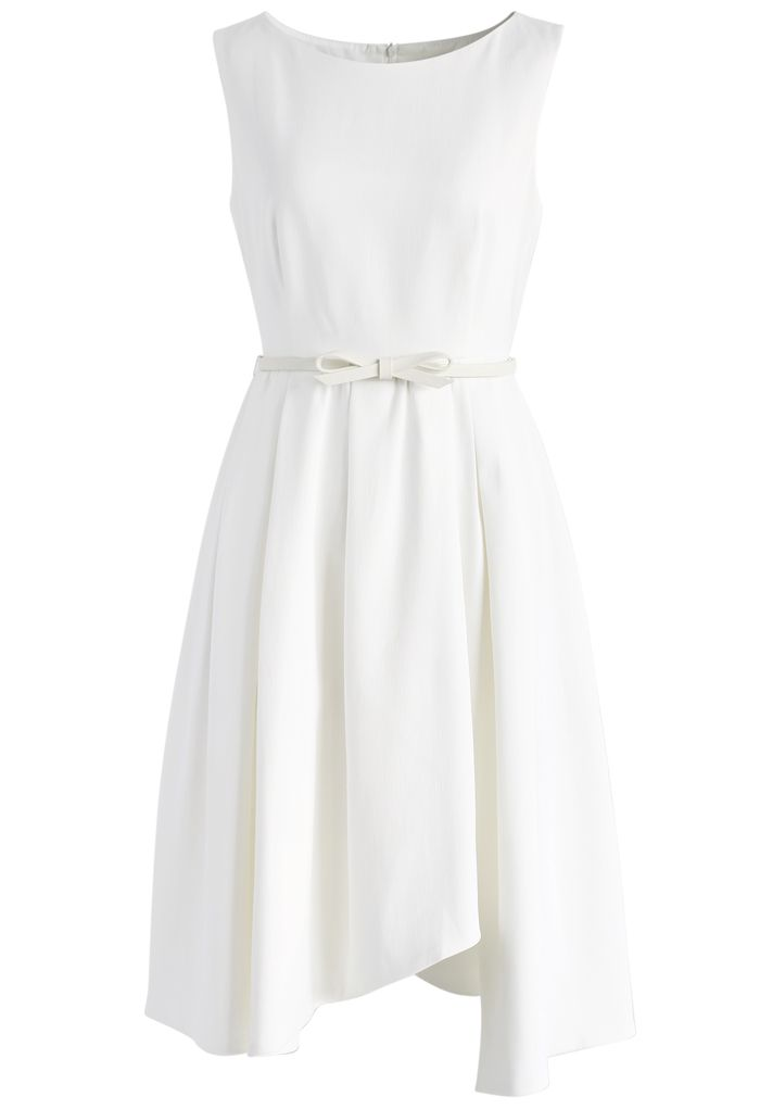 Modern Glamour Prom Dress in White | Unique fashion, Indie and Glamour