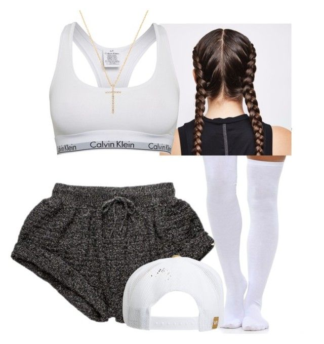 """""""RVCA"""" by aliah-farrelly ❤ liked on Polyvore featuring Ultimate, OneTeaspoon, Calvin Klein, Nephora and RVCA"""